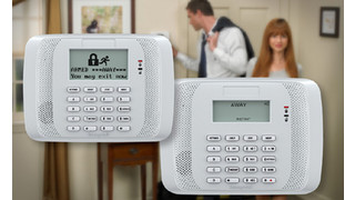 Honeywell's 6100 Series Custom Alpha and Fixed-Language Keypads