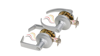 SDC Z7200 Electrified Cylindrical Lockset