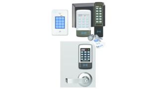EntryCheck Line Digital Keypads