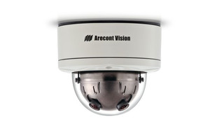 Arecont Vision SurroundVideo 12-Megapixel 360° Panoramic Camera with True Wide Dynamic Range