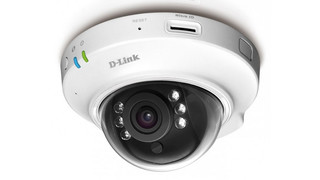 DCS-6004L and DCS-5615 Dome Cameras