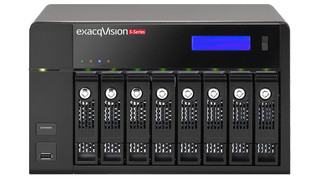 Exacq Technologies' S-Series Enterprise Networked Video Storage Servers