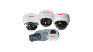 Honeywell equIP Series S High Definition IP Cameras and HDZ Standard Definition PTZ Dome