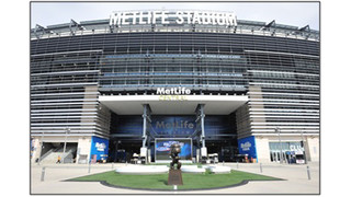 Arecont Vision megapixel cameras used for video surveillance at MetLife Stadium