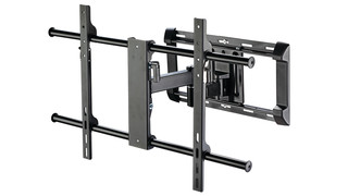 VMP's FP-LWAB Large Flat Panel Articulating Wall Mount