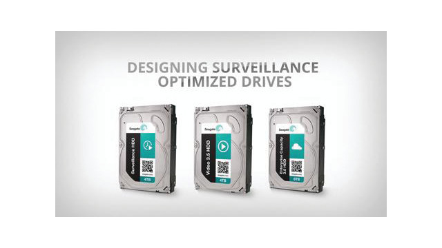 Video: Seagate Video Surveillance Storage