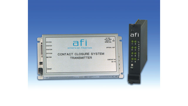 afi Enhanced Analog Fiber Solutions