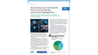 How Enterprises Can Benefit from Physical Identity and Access Management