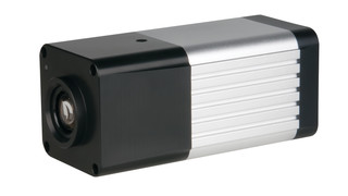 DF4820HD-DN box camera with P-Iris lens