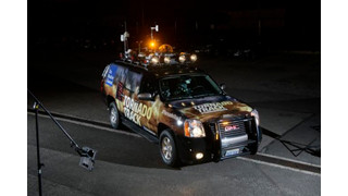 Iluminar lights the way for The Weather Channel's Tornado Track crew