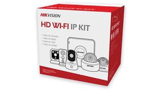 Hikvision's HD IP WiFi Surveillance Kit