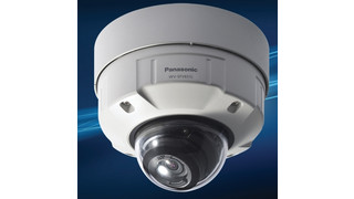 Panasonic's WV-SFV631L and WV-SFV611L HD Dome Network Cameras