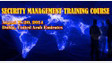 Security Management Training Course