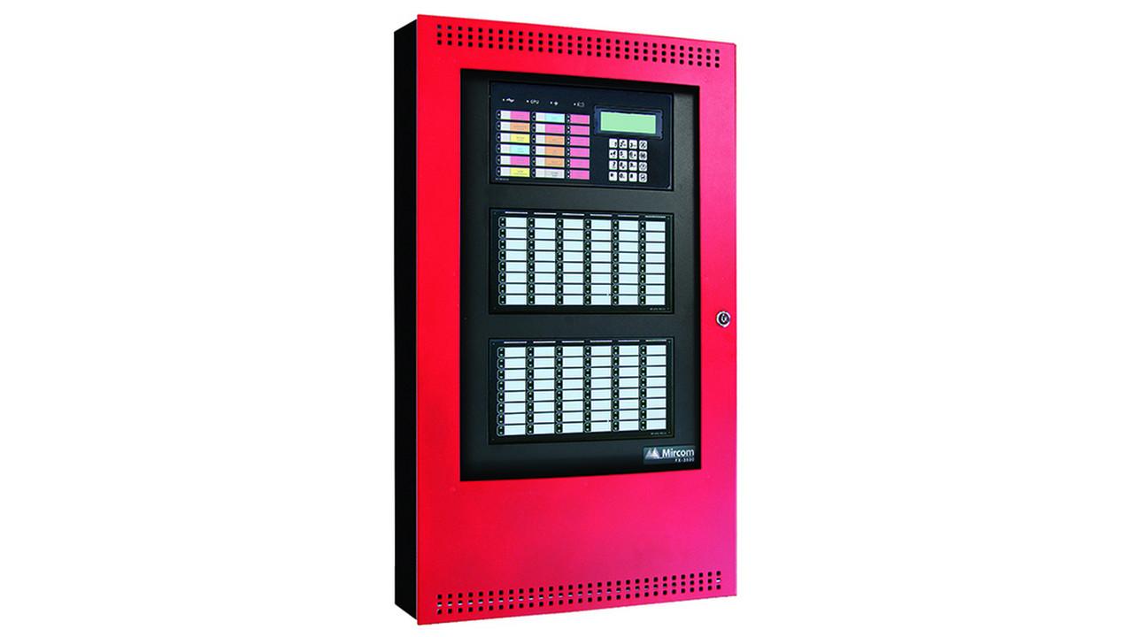 Fx 3500 Series Fire Amp Suppression Solution