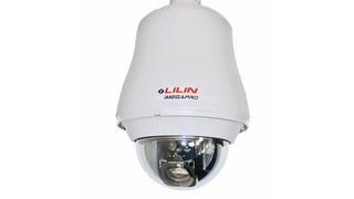 LILIN's IPS4204S 3MP PTZ Dome Camera