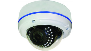 Advanced Technology Video's CZ7T2812UWCI Vandal-Resistant Dome Camera