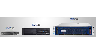 BCDVideo's EVO Series NVR Appliances