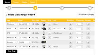 DVTEL Online Design Tool