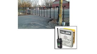 GateGuard Radio Callbox/Intercom