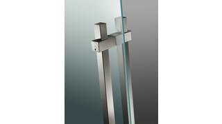 GeoMetek Style Square Locking Pull System