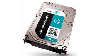 Seagate Surveillance Hard Drive Disk (HDD)