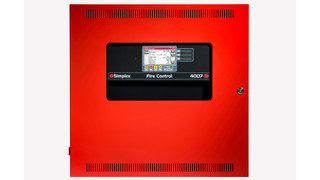 SimplexGrinnel's 4007ES Fire Alarm Panel