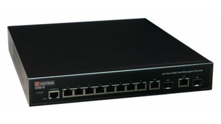 Vigitron's Vi3026 10-port PoE Switch
