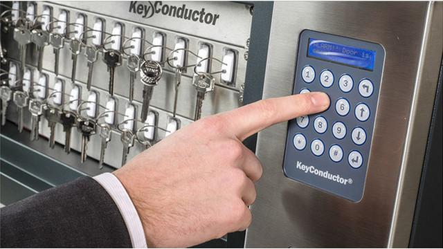 Capturetech Key Management Solution Securityinfowatch Com
