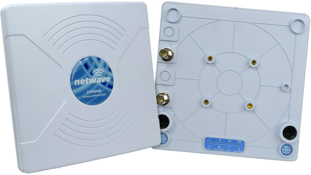 ComNet's Netwave NW8 Wireless Perimeter Transmission Solution