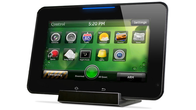 NETGEAR STS7000 Android Touchscreen for iControl Connect