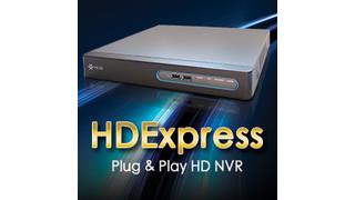 Vicon's HDExpress NVR