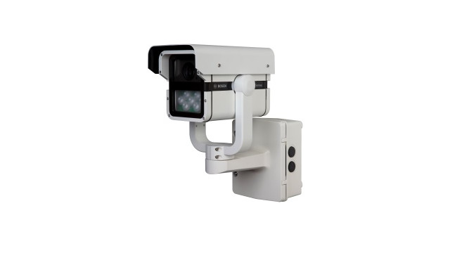 P&L E-Communications integrates the DINION IP imager 9000 HD from Bosch for perimeter monitoring