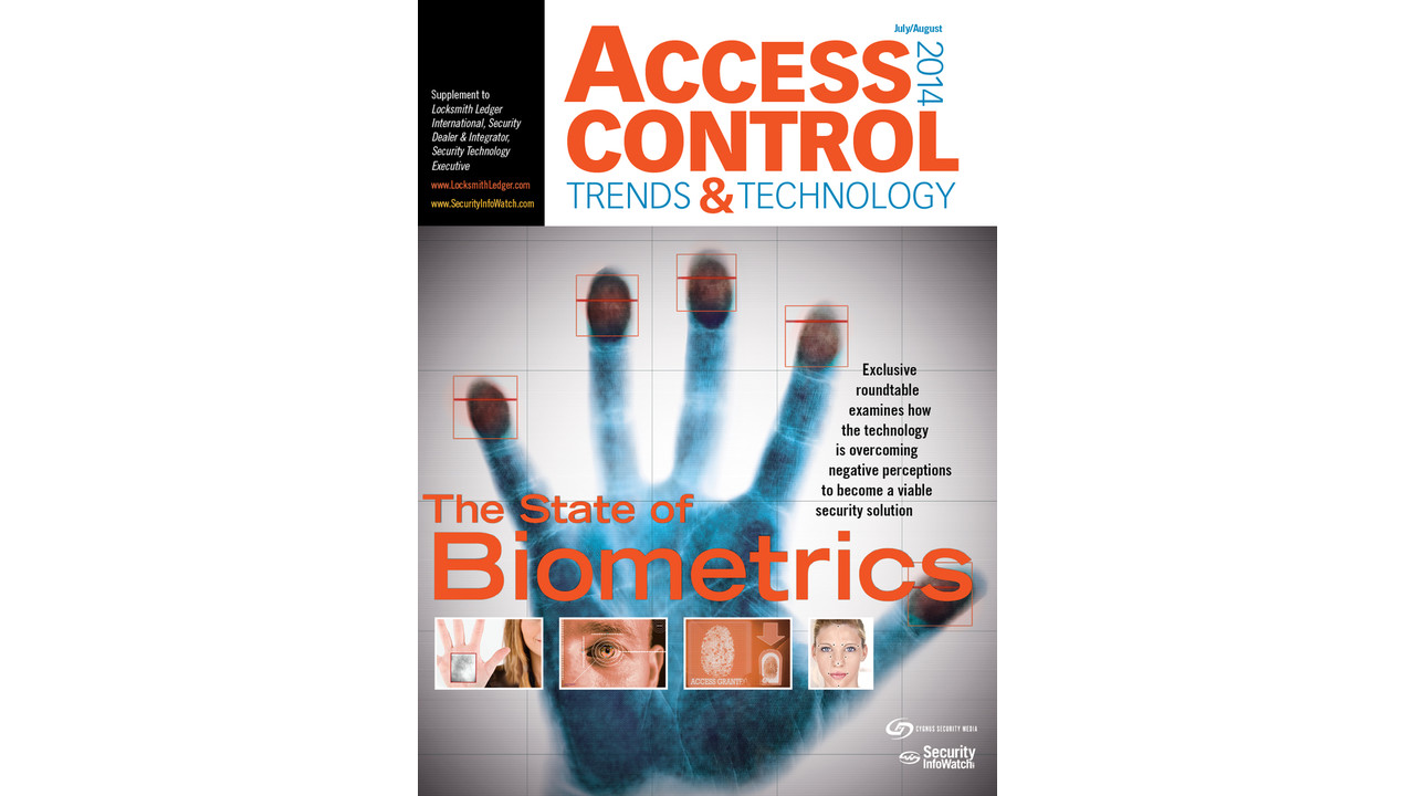 Access Control Trends Amp Technology 2014 Supplement