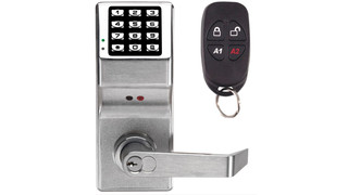Trilogy DL3200 Lock with remote lockdown