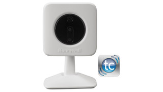 Honeywell's iPCAM-WL IP Video Camera
