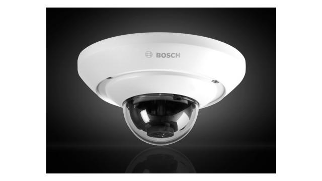 Bosch FLEXIDOME IP micro 2000 and 5000 Cameras