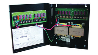 AC Video System Power Supply Line