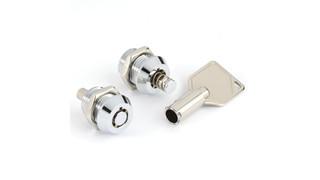 PL518 push-in style tubular lock