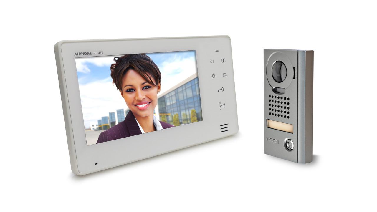 Aiphone Jo Series Touch Button Video Intercom