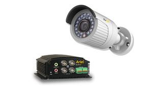 Ariel Cameras & Encoder