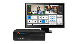 IPVideo Corporation's AVFusion Audio/Video Recording, Editing and Streaming Solution