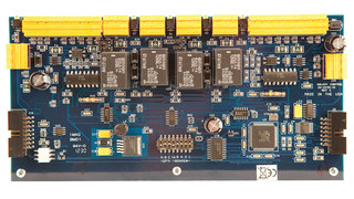 Galaxy Control Systems' Dual Reader Module