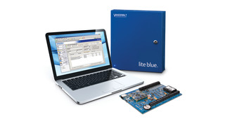 lite blue Web-Based Access Control Solution
