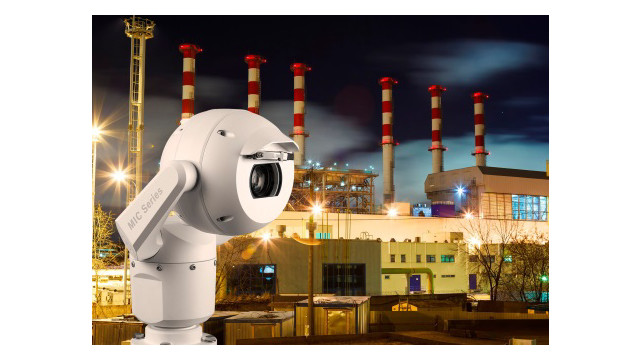 Bosch's MIC IP 7000 HD Cameras