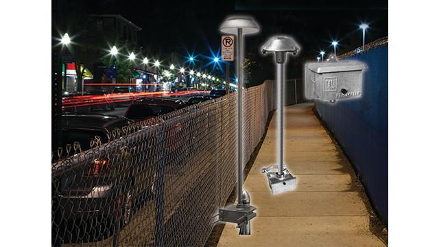 Cast Led Perimeter Lighting System Securityinfowatch Com