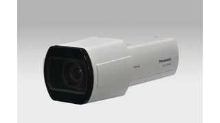 Panasonic's WV-SPN631 and WV-SPN611 HD Fixed Network Cameras