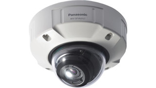 Panasonic's WV-SFV631LT Full HD Fixed Dome Network Camera