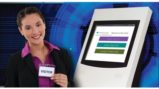iPass Visitor Management Kiosk
