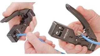 Platinum Tools' Tele-Titan Xg 2.0 10Gig Termination Tool