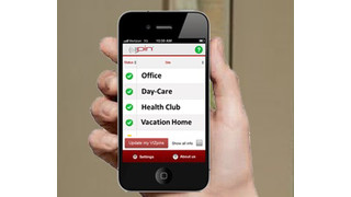 ECKey's VIZpin Hosted Access Control Solution